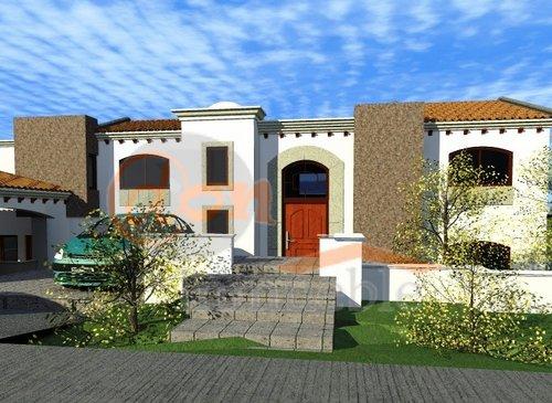 Fachadas casas estilo mediterraneo and post genuardis - Casa estilo mediterraneo ...